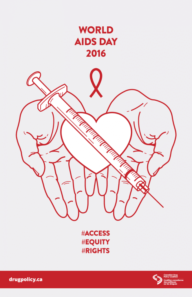 World AIDS Day 2016 Poster
