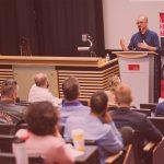 Scott Bernstein speaking at SFU public lecture on Cannabis (June 2019)
