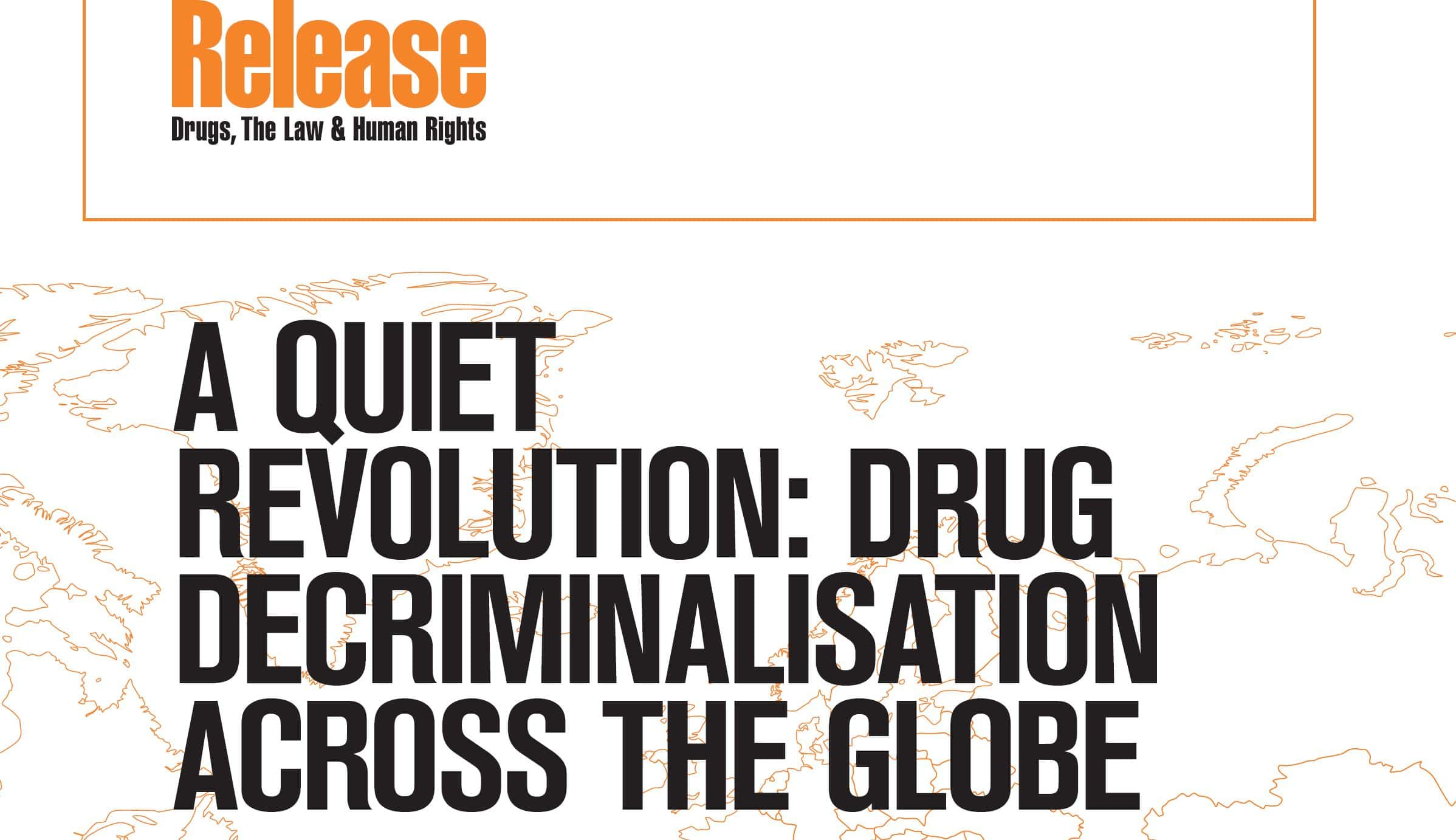 A report cover with an orange logo