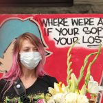 International Overdose Awareness Day Downtown Eastside Rally; Vancouver; Aug. 31, 2020